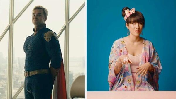 """Modedesignerin reagiert auf Helden-Kostüme aus """"The Boys"""""""