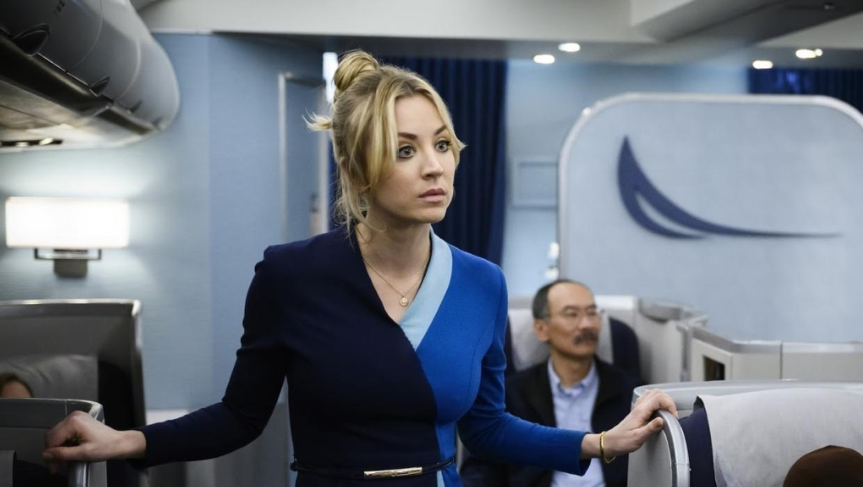 Review: The Flight Attendant (Staffel 1)