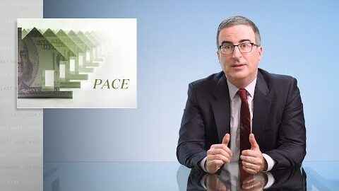 Last Week Tonight with John Oliver: PACE