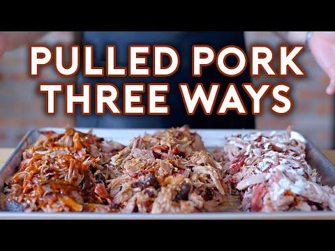 "Binging with Babish: Pork Picnic from ""Regular Show"""