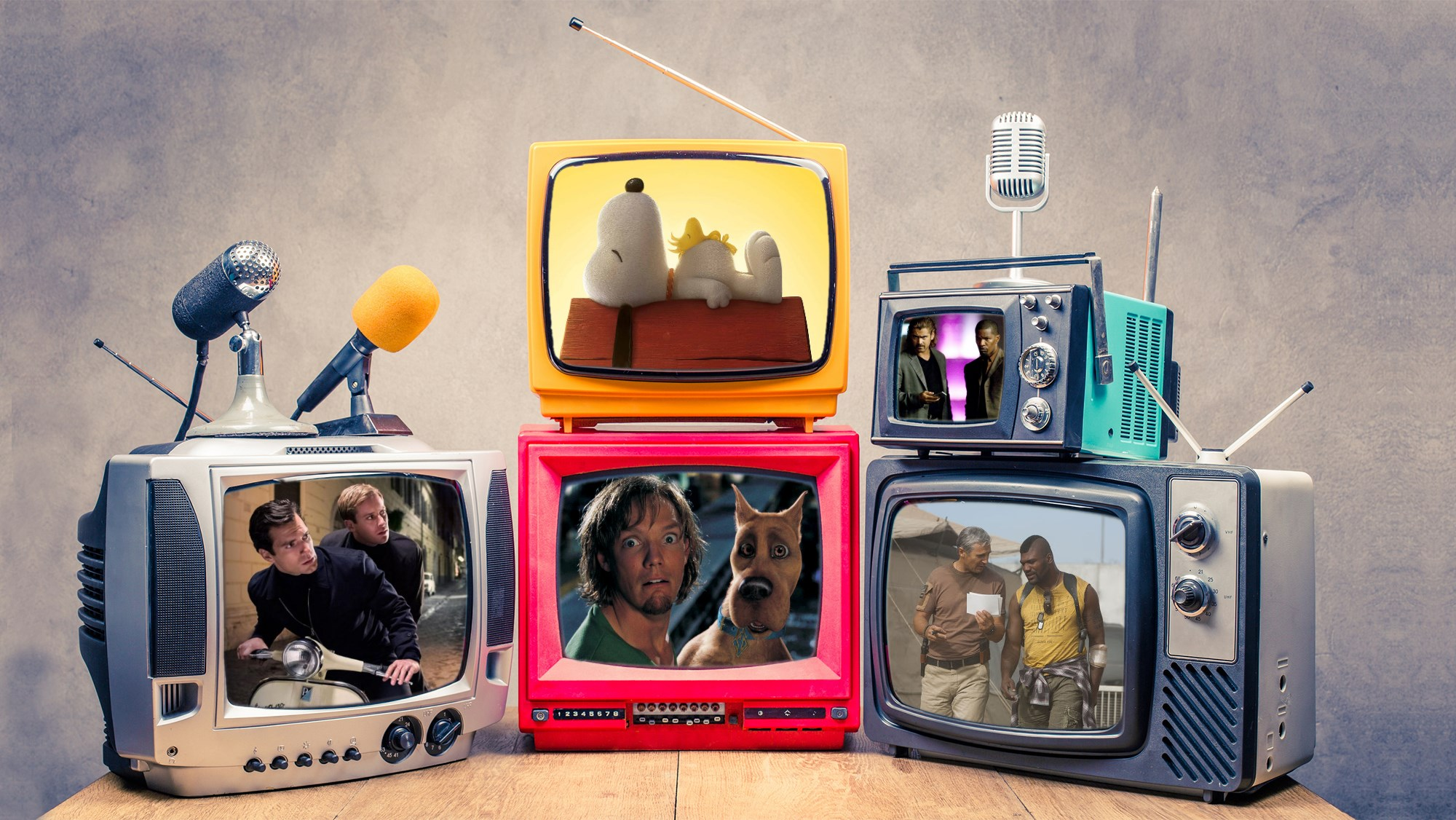 Awesome 5 Filme, die auf Serien basieren
