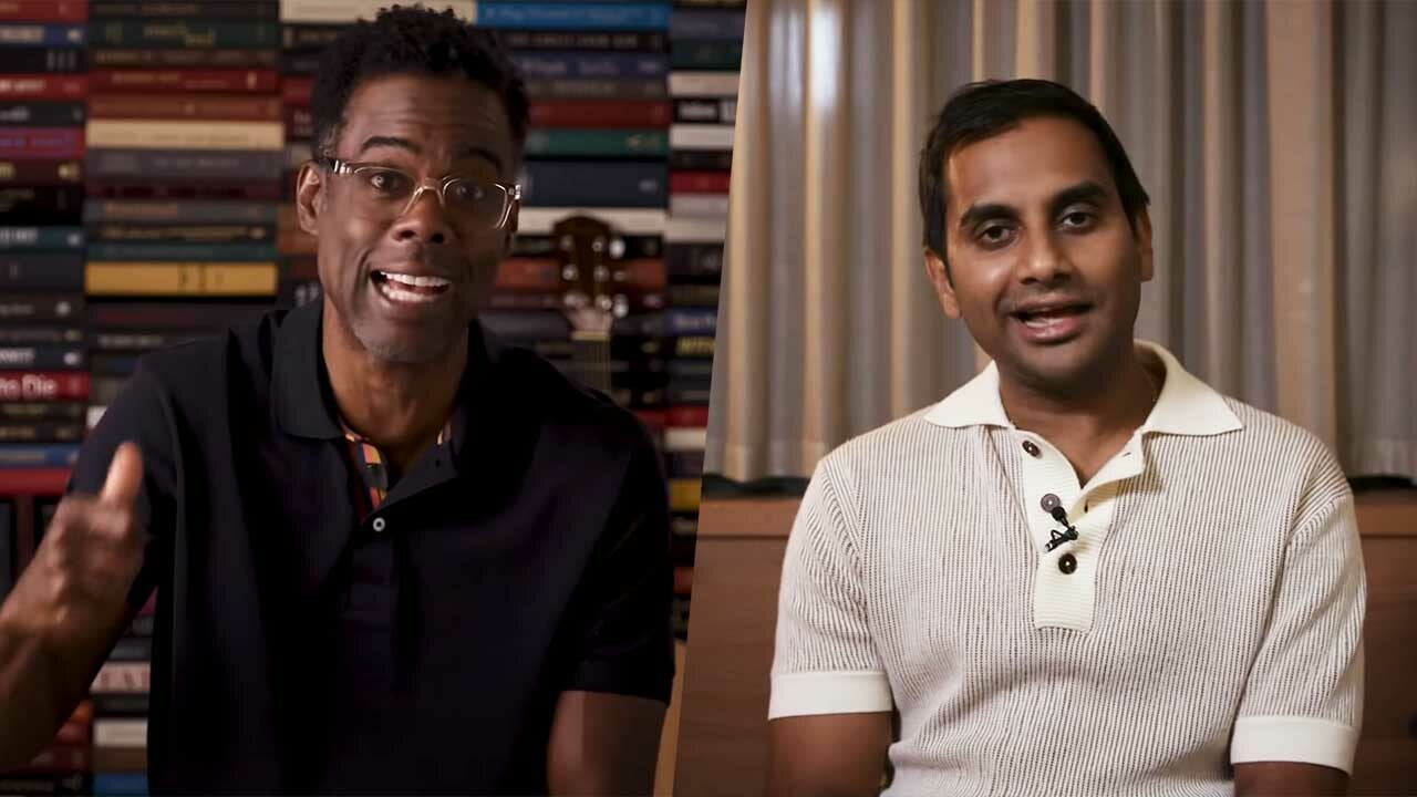 """Aziz Ansari spricht mit Chris Rock über Staffel 3 von """"Master of None"""""""