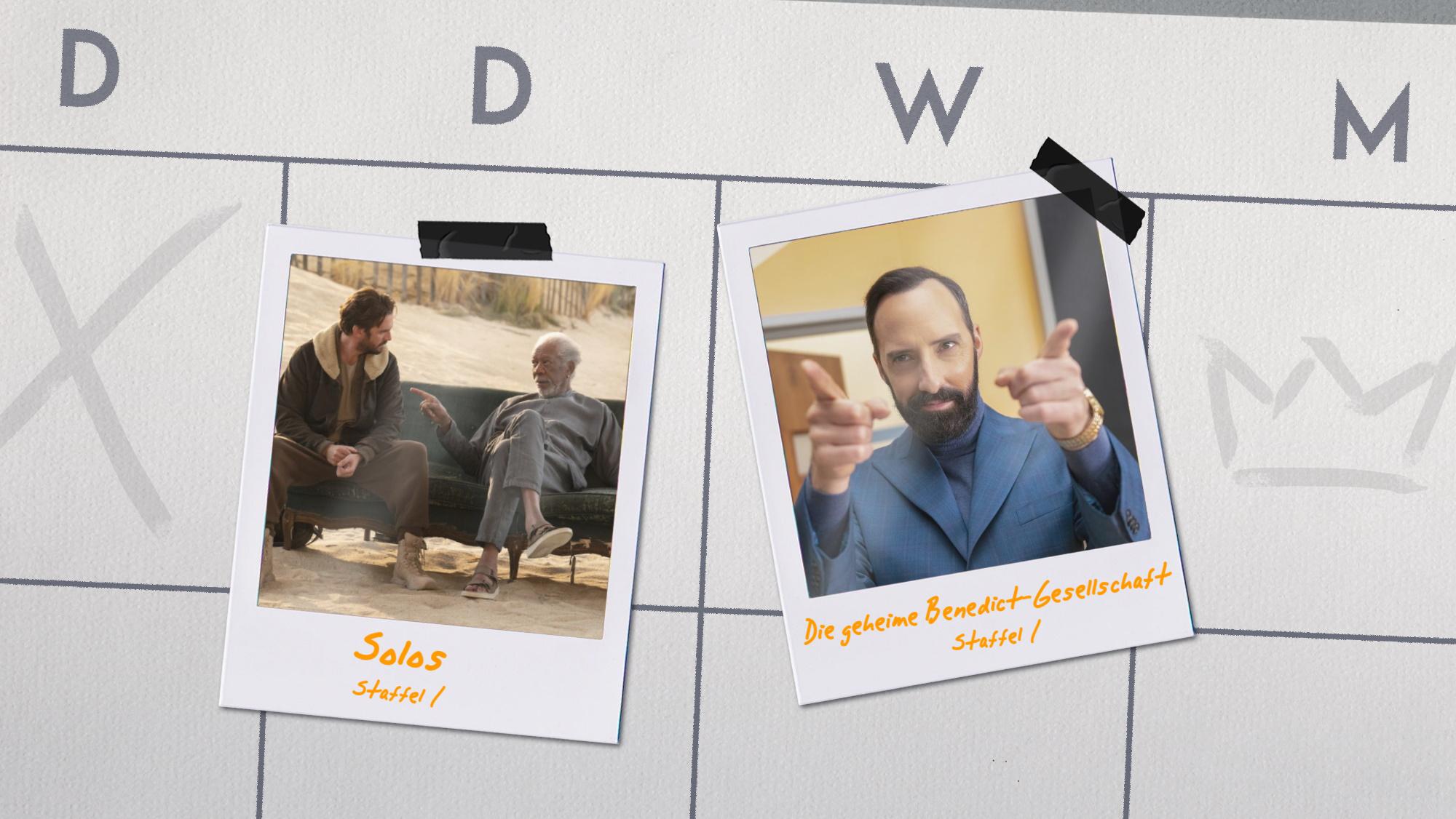 Serien-Highlights der Woche