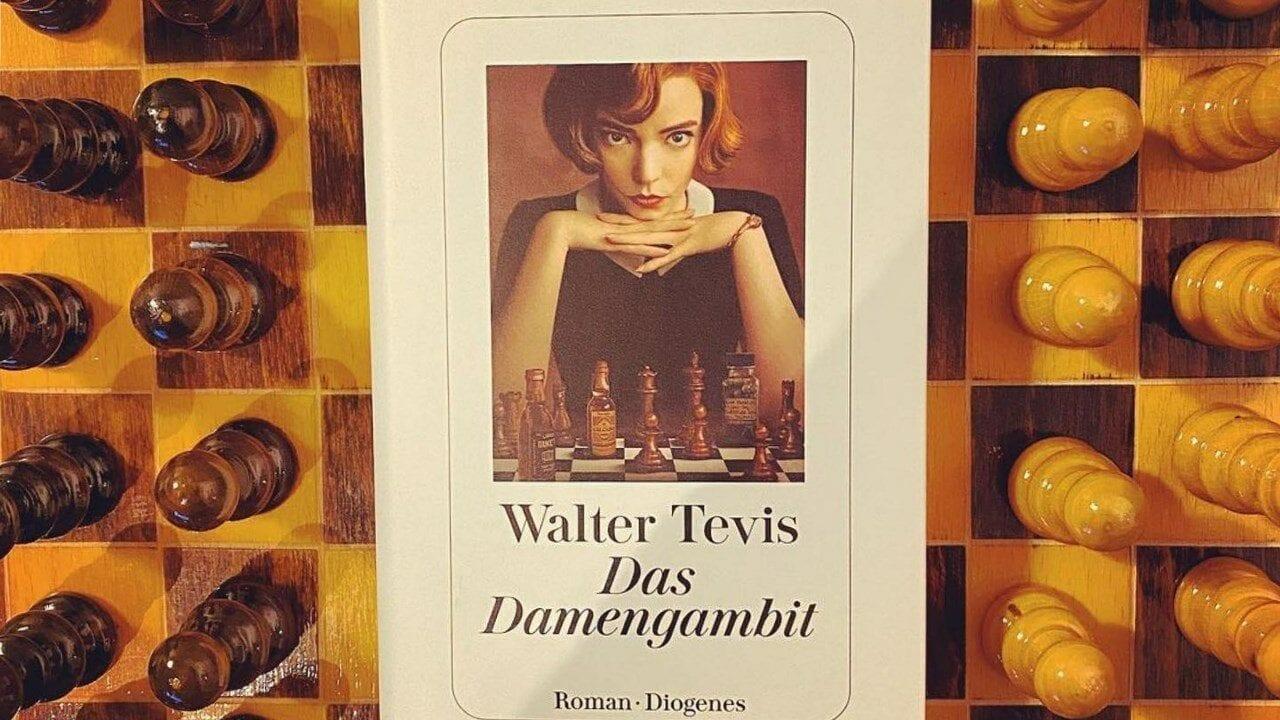 Das Damengambit: Die Romanvorlage jetzt auch auf Deutsch