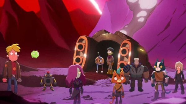 Review: Final Space – Staffel 3