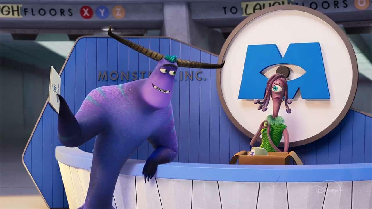 """Monsters At Work: Offizieller Trailer zur """"Monster AG""""-Serie"""