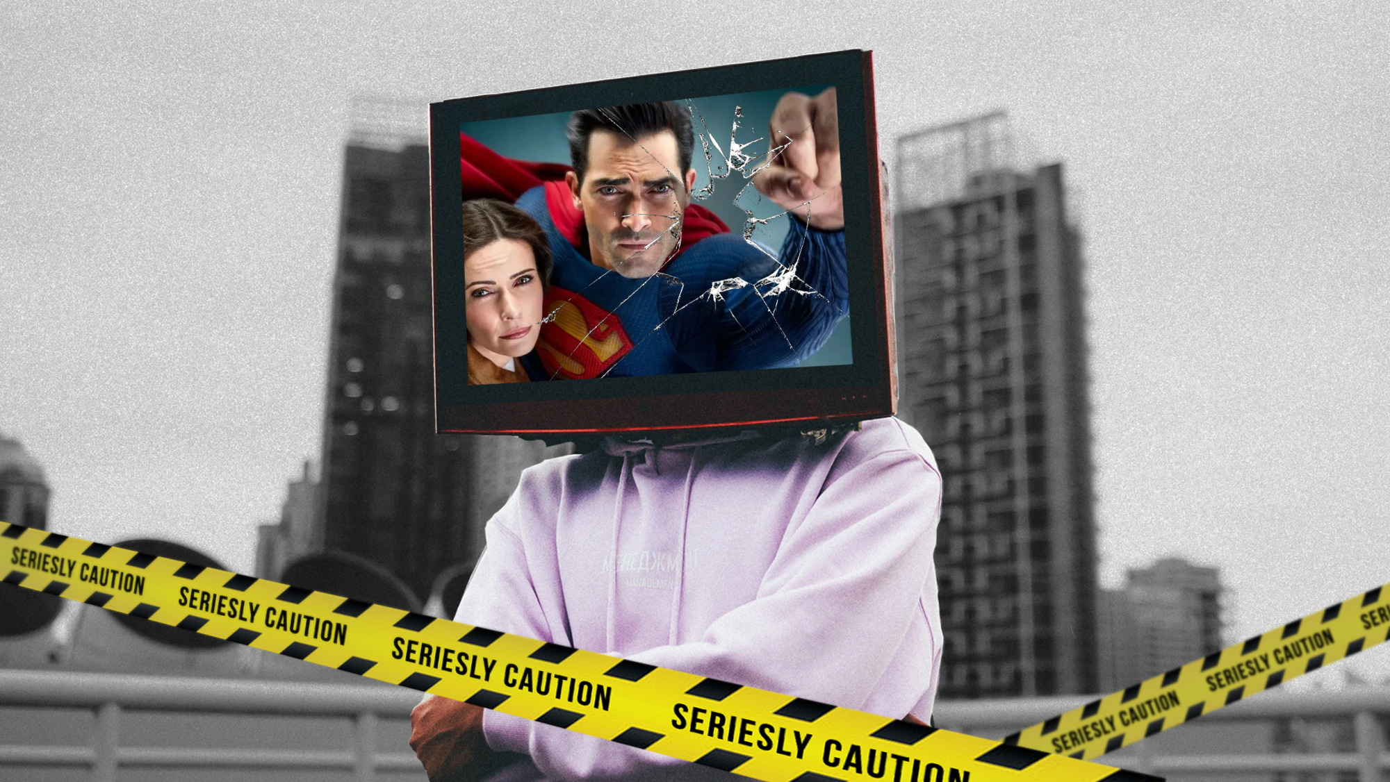 TV-Aufreger Superman and Lois