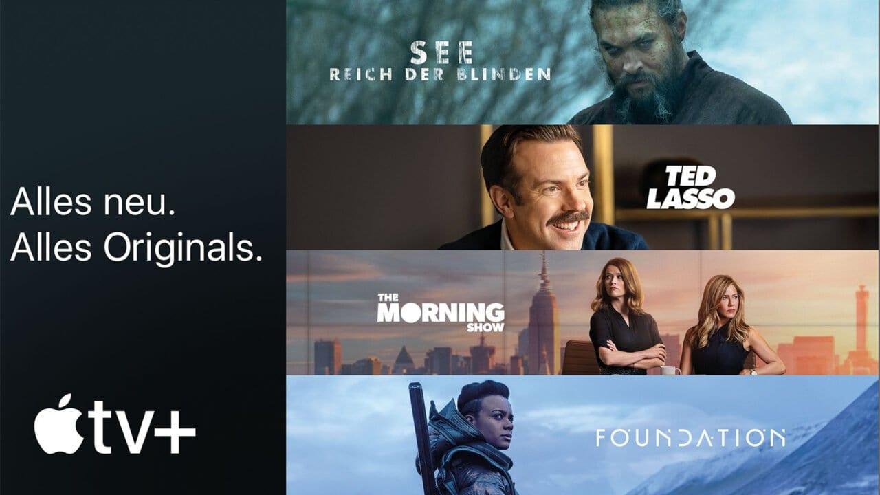 Apple TV+: Vorschau auf die neuen Original Serien und Filme im restlichen Jahr 2021