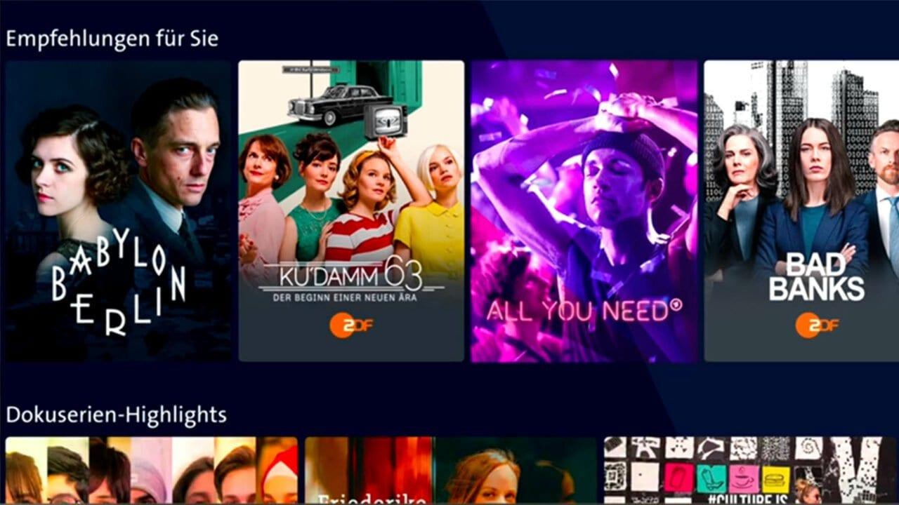ARD und ZDF legen ihre Mediatheken zu Streaming-Netzwerk zusammen