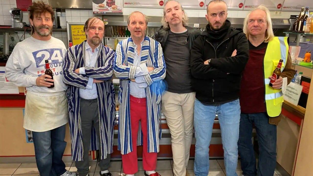 Dittsche zum Staffelfinale mit Jan Böhmermann, Olli Schulz und Bjarne Mädel