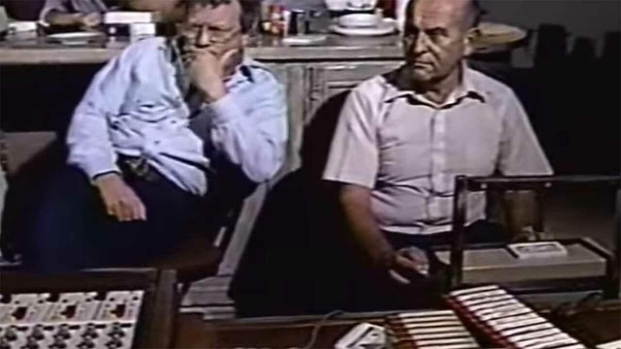 Der Mann, der die Lachkonserven ins Fernsehen brachte
