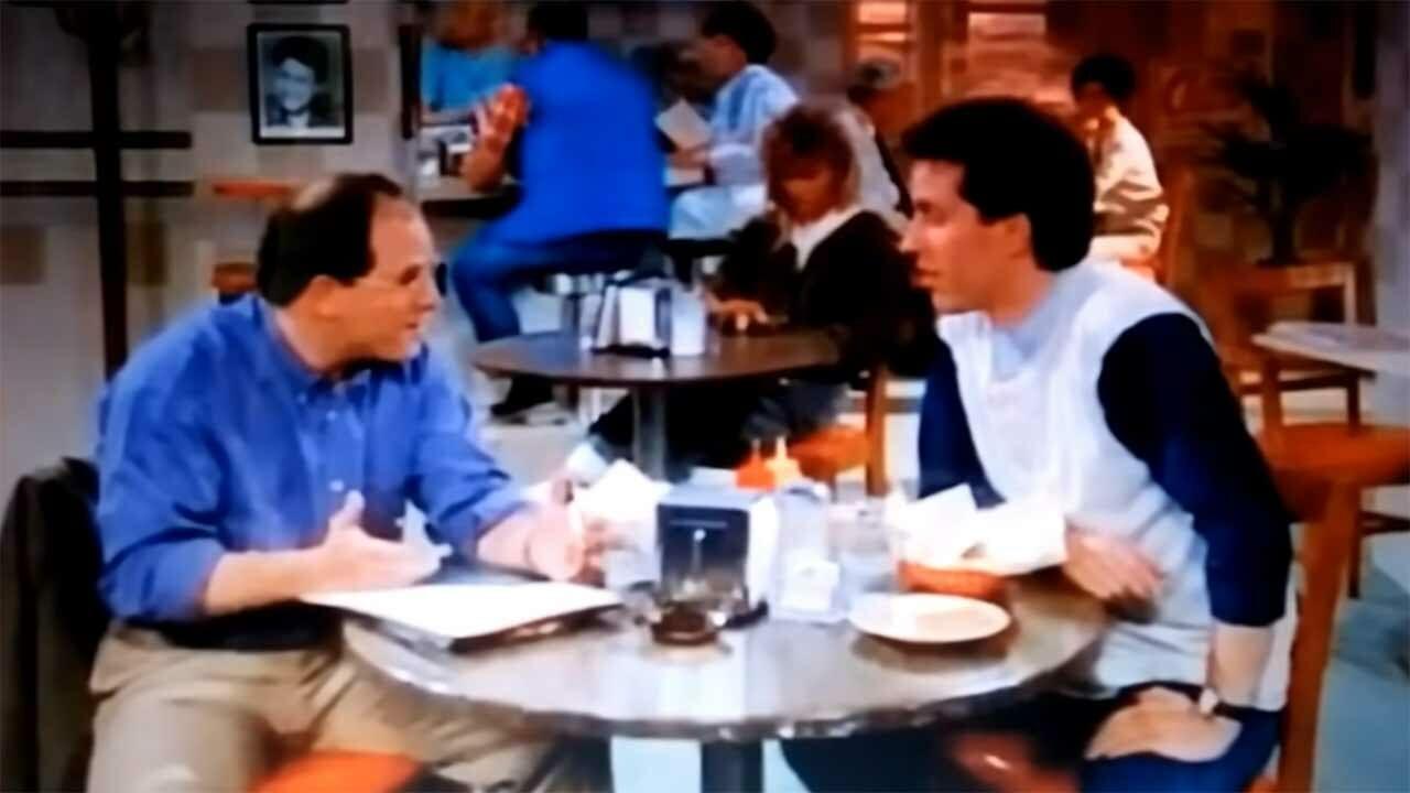 Seinfeld: Erste und letzte Szene der Serie haben den gleichen Dialog
