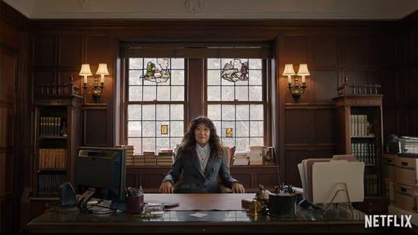 The Chair / Die Professorin: Teaser und Infos zur ersten Netflix-Serie von David Benioff und D. B. Weiss