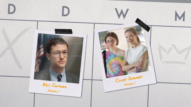 TV-Programm: Die Serien-Highlights der Woche (KW 31/21)
