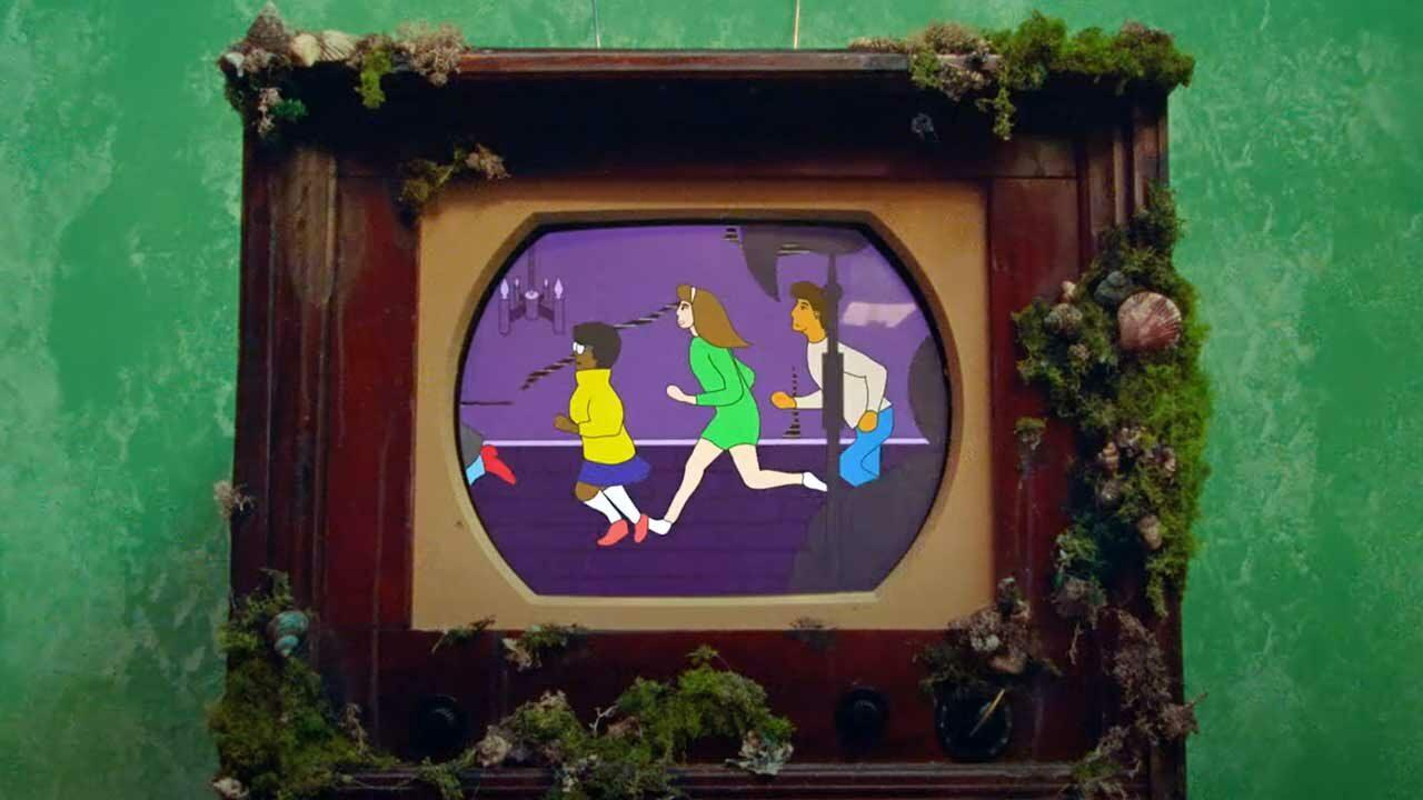 "Musikvideo: La Luz – ""Watching Cartoons"""