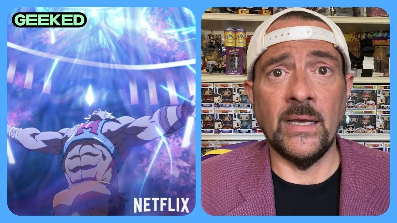 "Kevin Smith analysiert den Trailer zu ""Masters of the Universe: Revelation"""