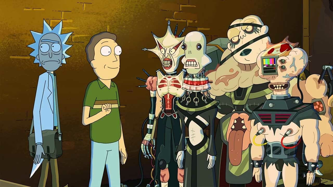 Review: Rick and Morty S05E05 – Amortycan Grickfitti