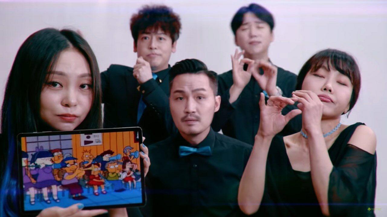 Die Simpsons: A-cappella-Band spielt das Theme nach