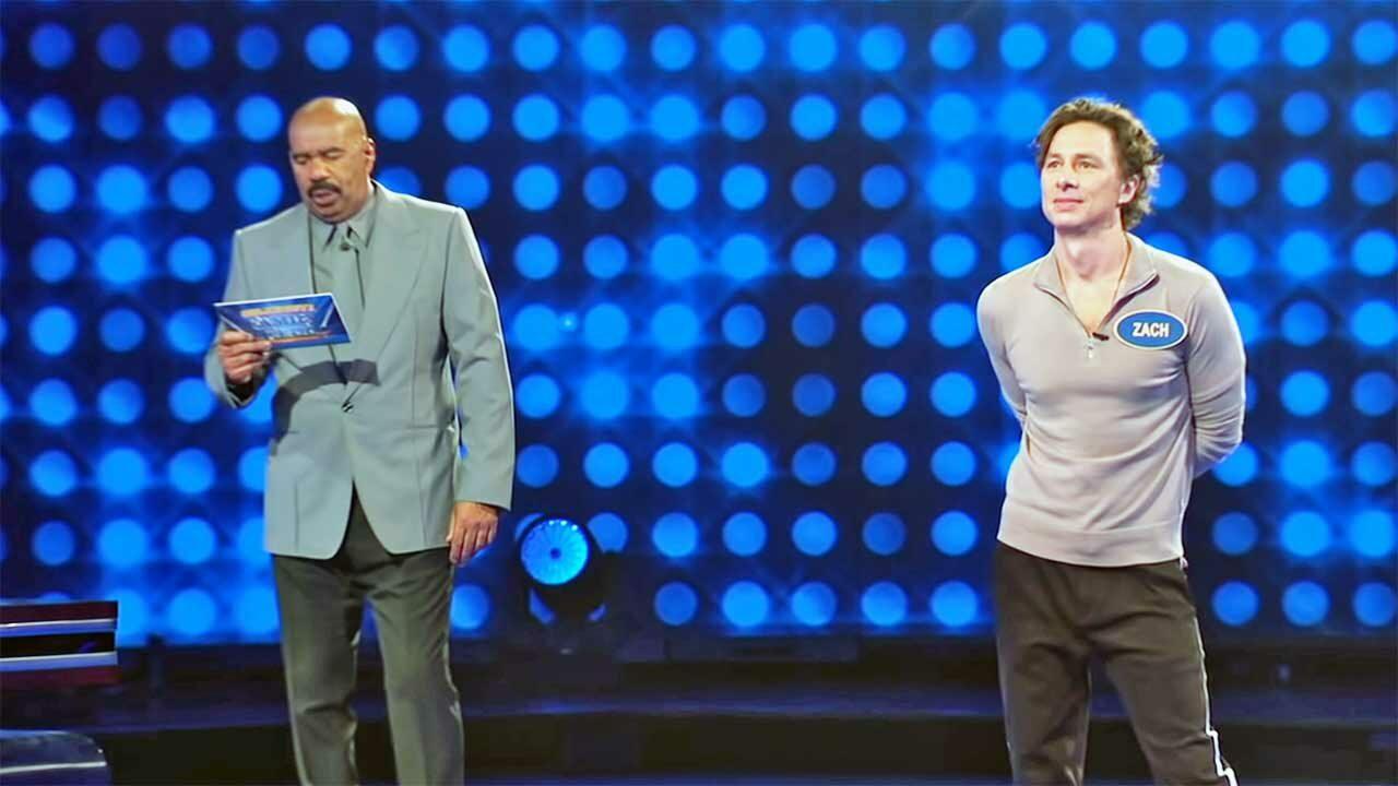 """""""Scrubs""""-Darsteller Zach Braff und Donald Faison spielen Finalrunde bei """"Familienduell"""""""