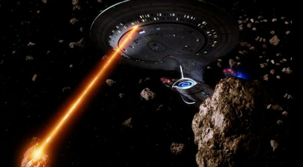 Star Trek TNG: Alle Phaser- und Torpedo-Schüsse