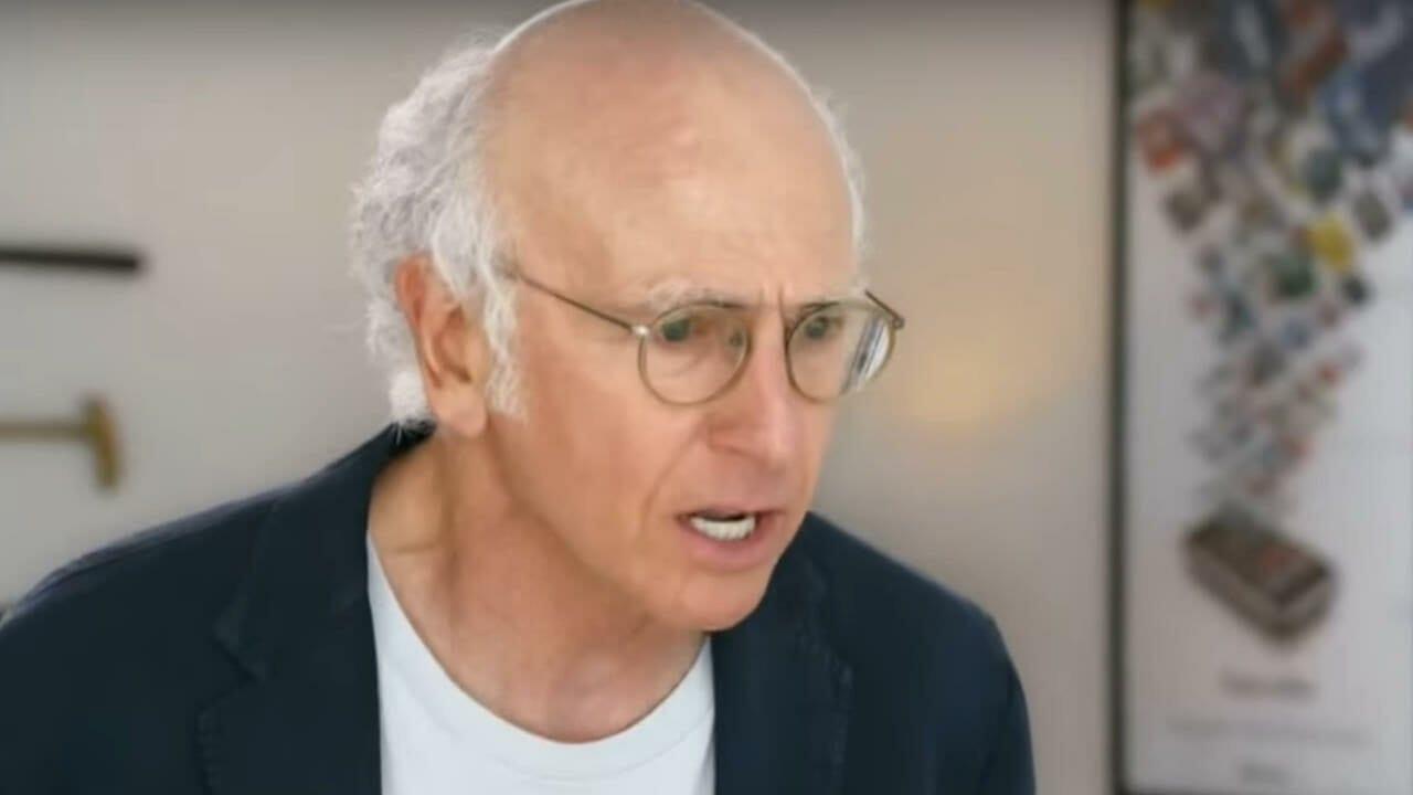 Larry David als App Approver