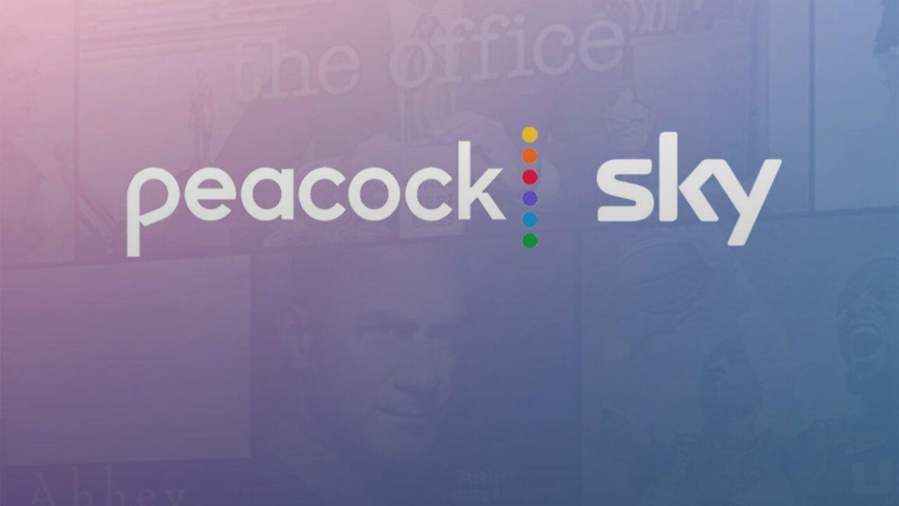 Peacock: Streaminginhalte von NBCUniversal landen bei Sky ohne Aufpreis