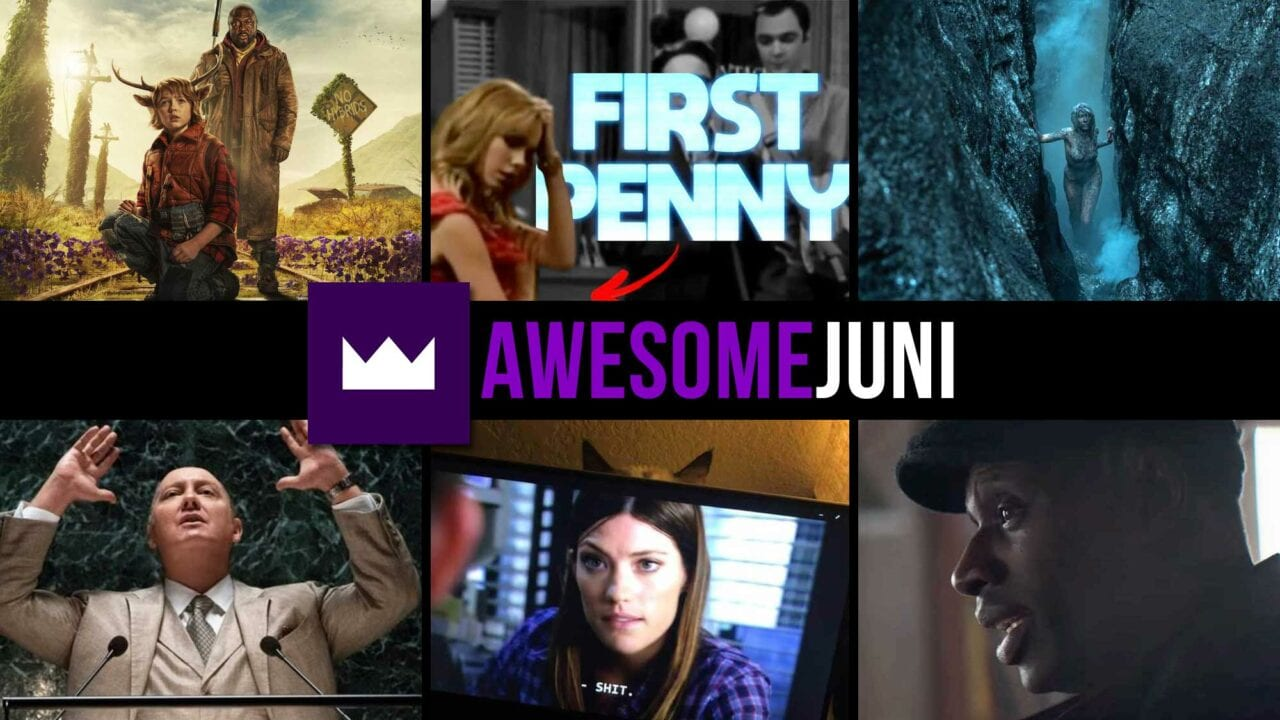 Toplisten: Die beliebtesten TV-Serien des Monats Juni 2021