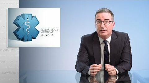 Last Week Tonight with John Oliver: Emergency Medical Services