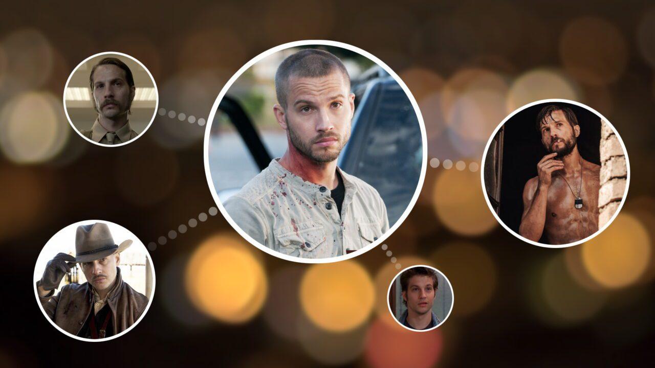 In weiteren Rollen: In welchen Serien hat Logan Marshall-Green mitgespielt?