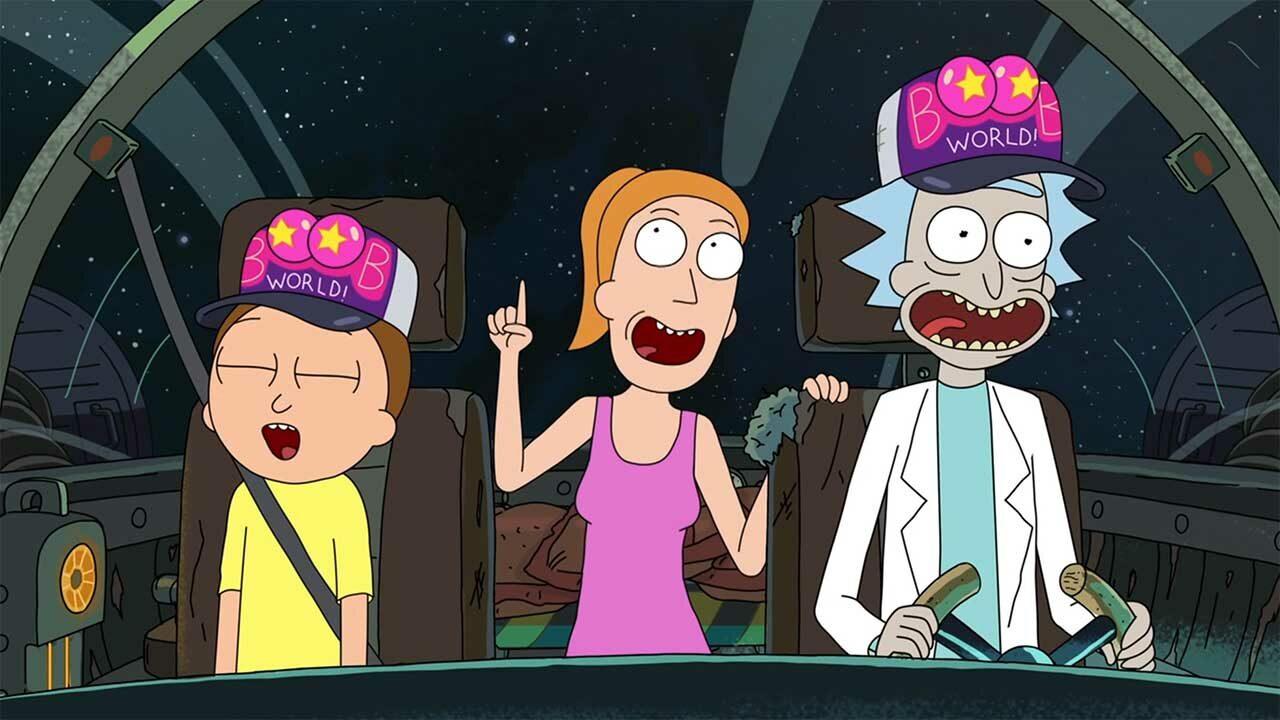 Review: Rick and Morty S05E07 – Gotron Jerrysis Rickvangelion