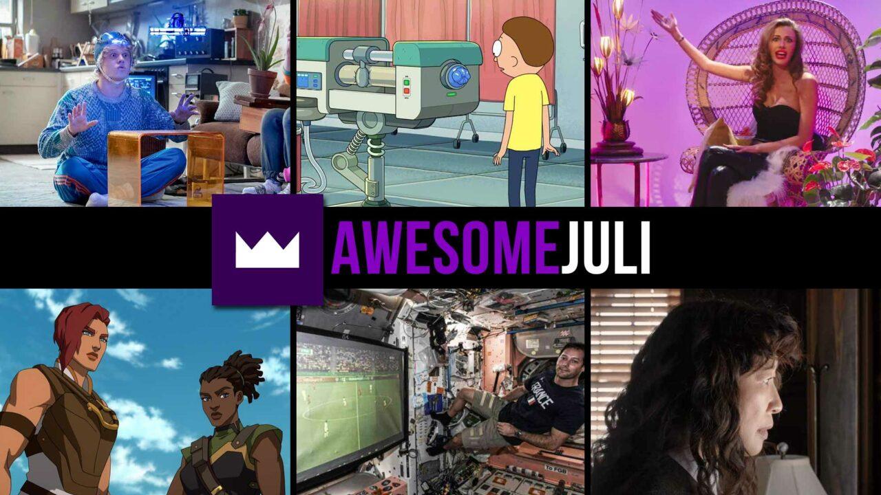 Toplisten: Die beliebtesten TV-Serien des Monats Juli 2021